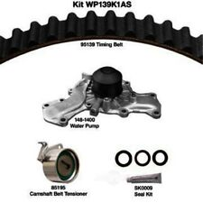 Engine Timing Belt Kit with Water Pump-Water Pump Kit with Seals Dayco WP139K1AS