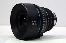Cinematics Cine lens sigma 18-35mm T2 f/1.8  PL for  RED EPIC URSA SONY FS7 F5