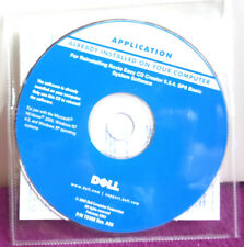 Dell APPLICATION -INSTALLING/Reinstalling Roxio Easy CD Creator 5.3.4. SP8 Basic