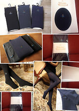 uk vivienne westwood footless or footed pantyhose 80 denier stocking tight 6-14