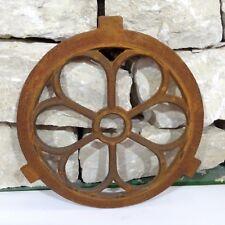 A011A Antik Stallfenster Gusseisen Fenster Eisenfenster Outdoorküche Weinkeller