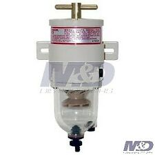 New Parker Racor 30 Micron, 500FG Series Fuel Filter / Water Separator
