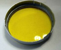ZS 18 36mm ID slip on Lens filter yellow made in USSR