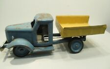 Blechspielzeug / LKW / Kinderspielzeug / 30er-50er Jahre / Blechauto / Kipper