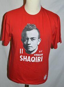 T-Shirt vom FC Bayern München, #11 Xherdan Shaqiri, Größe 164  -Sammlerstück-