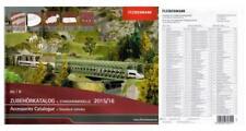 Fleischmann 991530 ACCESSORI CATALOGO + listino prezzi 2015/16 h0/n - NUOVO