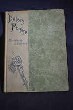Ca 1892 Dulces Promise Christmas in England