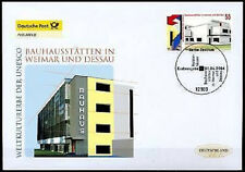 BRD 2004: Bauhaus Dessau Post-FDC der Nr 2394 mit Berliner Ersttagsstempel! 1708