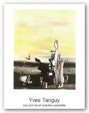 MUSEUM ART PRINT Dame a L'Absence Yves Tanguy