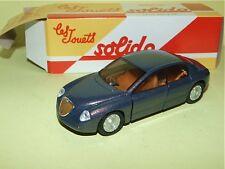LANCIA DIALOGOS 1998 PROTOTYPE CONCEPT CAR SOLIDO Boite Carton