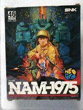NAM 1975 SNK NEO GEO AES Versione Giapponese