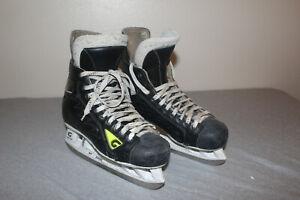 Graf Supra Top Light 703 Hockey Skates. Senior 7.5