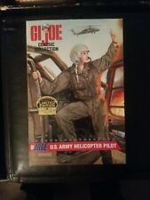 G.I. Joe Classic Collection Figure Lot GI Jane US Army Helicopter Pilot New Seal