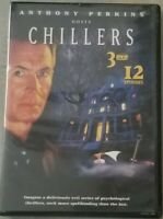 Chillers 1990 TV Show Complete Series DVD (2005) 3-Disc Set USED Good Condition