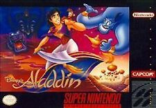 Disneys Aladdin (Super Nintendo Entertainment System, 1993) Warenkorb nur