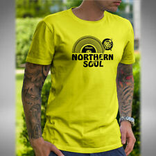 Northern Soul Mens T-Shirt Blues Mod Vinyl Record Junkie The Twisted Wheel