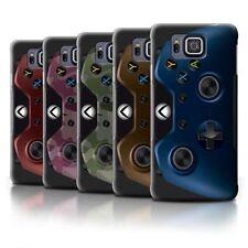 Housses et coques anti-chocs bleus Samsung Galaxy Alpha pour téléphone mobile et assistant personnel (PDA)