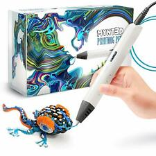 MYNT3D Professional Printing 3D Pen With OLED Display New In Box with 3 Colors