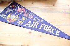 Vintage US Air Force Sugar Bowl Pennant