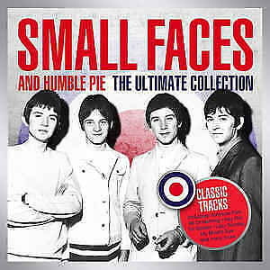Small Faces/Humble Pie The Ultimate Collection 3 CD Digisleeve NEW