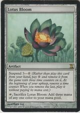 MTG 1X Lotus Bloom X1 Time Spiral Magic - Played (4 Available)
