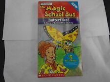 Magic School Bus, The - Butterflies New Sealed VHS
