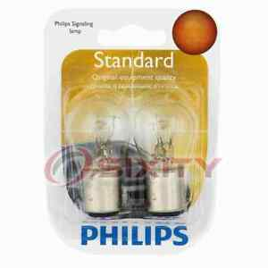 Philips Front Turn Signal Light Bulb for Toyota Celica 1993 Electrical cu