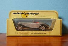 1937 Mercedes-Benz 540K Matchbox Models of Yesteryear #Y-20