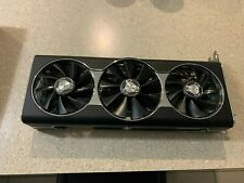 XFX RX 5700 XT Thicc III Ultra 8GB Boost Up to 2025MHz GDDR6 3xDP HDMI Graphics