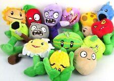 Plants vs zombies plush dolls 14pcs Set Plants vs Zombies Toys