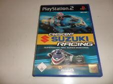PlayStation 2  PS 2  Crescent Suzuki Racing