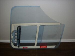 Bell 206 Helicopter Window *for display/repair etc*