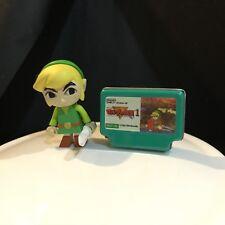 NINTENDO Yujin Legend Of Zelda DOTGRAPHICS FIGURE JAPAN SET Rare