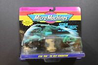 Micro Machines Star Trek: Next Generation #65825 Collection #3 Galoob 1993
