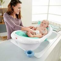 Fisher-Price Baby 4-in-1 Sling 'n Seat Bath Tub - Grey