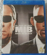 Bluray Men in Black [Blu-ray] [1997] [Region Free] Will Smith New & Sealed