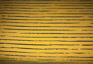 25 cm Jersey Kinderstoff Gelb Blaue Streifen Kombistoff Elefanten 15€/m