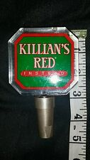 VINTAGE KILLIAN'S RED BEER TAP HANDLE