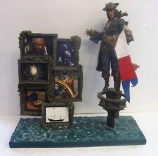Jack Sparrow Master Replicas Figure and Scene Board