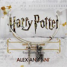 Alex and Ani Harry Potter Wand & Patronus Bracelet Expecto Patronum Bangle LE