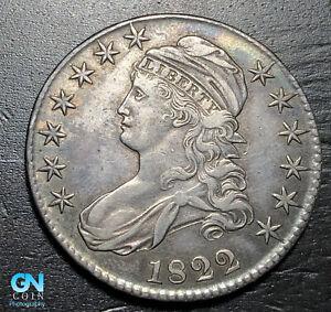 1822 Capped Bust Half Dollar  --  MAKE US AN OFFER!  #K4713