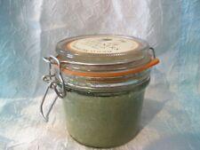 crabtree & evelyn hand scrub with pumice large glass jar 12.3 oz