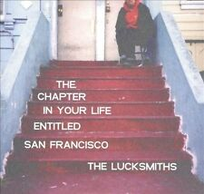 The Chapter In Your Life Entitled San Francisco The Lucksmiths Audio CD