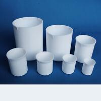 30/50/100/150/250/500/1000ml PTFE  Measuring Beaker Cup  Labware