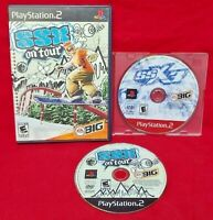 SSX On Tour + SSX 3  -  PS2 Playstation 2 Tested Game Lot  - Working!