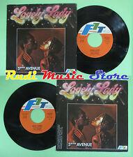 LP 45 7'' 5EME AVENUE Lovely lady Jenny dance italy F1TEAM 45 P 501 no cd mc*dvd