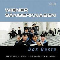 WIENER SÄNGERKNABEN - DAS BESTE-IHRE GROSSEN ERFOLGE-DIE SCHÖNSTEN M 2 CD NEW!