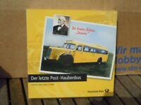 "Brekina Post Sonder Edition "" Daimler "" Der letzte Post - Haubenbus MB O 6600"