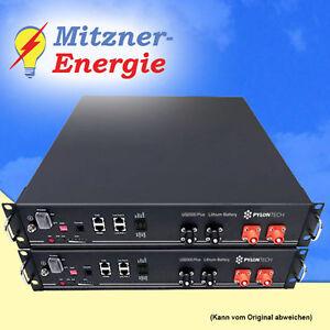 PYLONTECH US2000 Plus Lithium Stromspeicher 4,8kWh 48V für PV-Wechselrichter