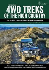 4WD Treks of the High Country - The 26 Best Tours across the Australian Alps